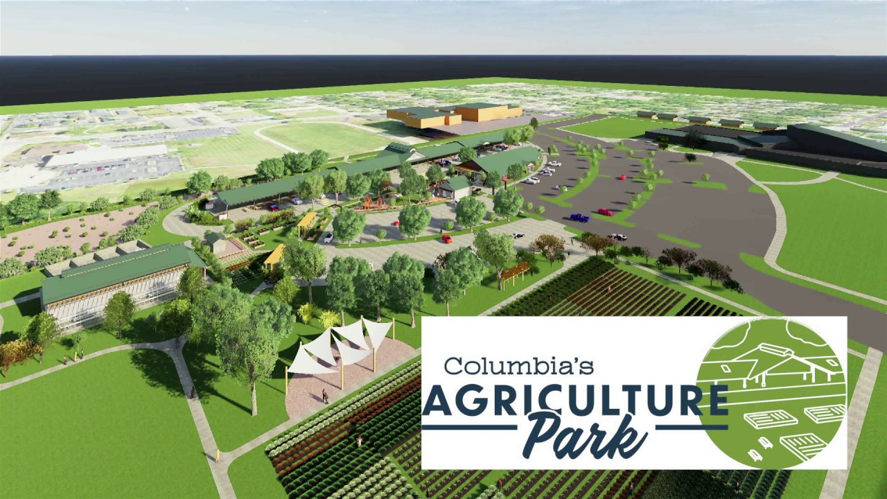Build This Town Campaign for the Agriculture Park