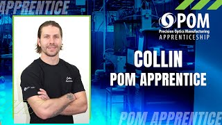 Meet our Apprentice Collin