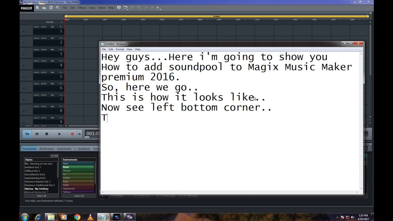 Magix music maker 2013 soundpools download | Magix music maker