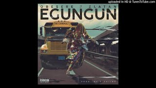 Gambar cover Zlatan ft Obesere - Egungun (Official Audio)