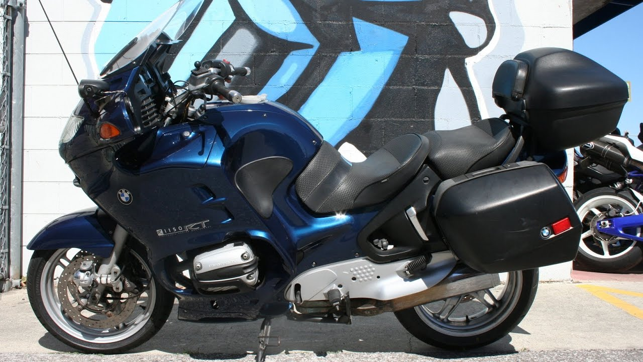 2003 bmw r1150rt very nice sport touring motorcycle youtube. Black Bedroom Furniture Sets. Home Design Ideas