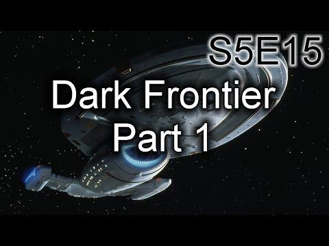 Star Trek Voyager Ruminations: S5E15 & 16 Dark Frontier