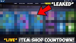'NEW' FORTNITE ITEM SHOP SKINS LEAKED! NOUVEAU MARS 3RD SKINS! (Fortnite: Bataille Royale)