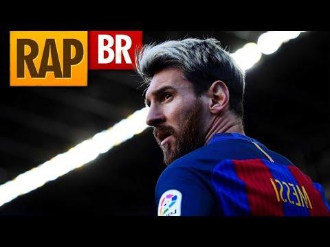 Rap do Messi  Ft. Kanhanga | Tauz RapSports 05