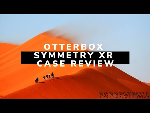 OtterBox Symmetry Case Review For The Iphone XR