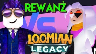 CAN I BEAT IT THIS TIME? GREAT REVENGE! | LOOMIAN LEGACY in English-Roblox