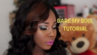 Bare My Soul Makeup Tutorial - Night Out Look Thumbnail