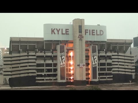 Texas A&M Kyle Field West Stands - Controlled Demolition, Inc.
