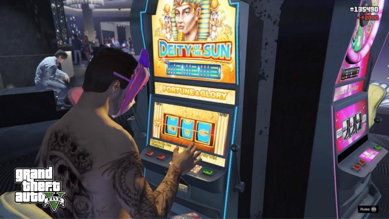 Slot machines gta 5