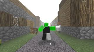 Creeper Aw Man Remake In Roblox (Link In Desc)