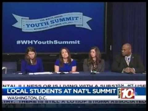 RIT on TV: NTID Students participate in discussion with President Obama