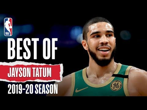 Best Of Jayson Tatum | 2019-20 NBA Season