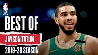 Best Of Jayson Tatum | 2019-20 NBA Season