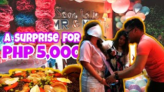 Php 5 000.00 Function Room in Casino Español with Consumable Food/Couple Shower Ideas Plus Games