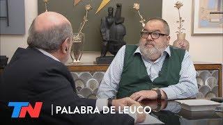 "Jorge Lanata: ""Se viene un Kirchnerismo Punk""   PALABRA DE LEUCO"
