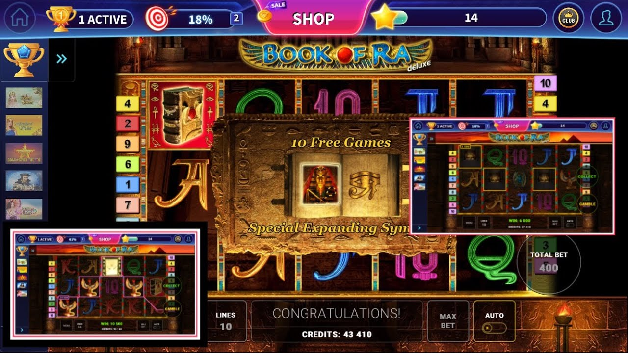 Book Of Ra Online Game