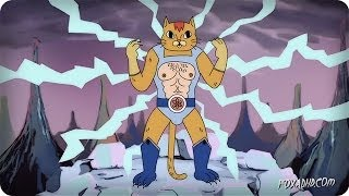 SCIENTIFICALLY ACCURATE ™: THUNDERCATS