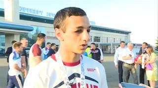 Оренбуржец Габил Мамедов привёз в Оренбург серебро чемпионата Европы по боксу
