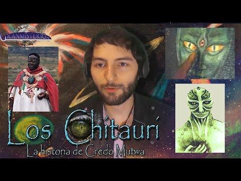 Los Chitauri y la historia de Credo Mutwa