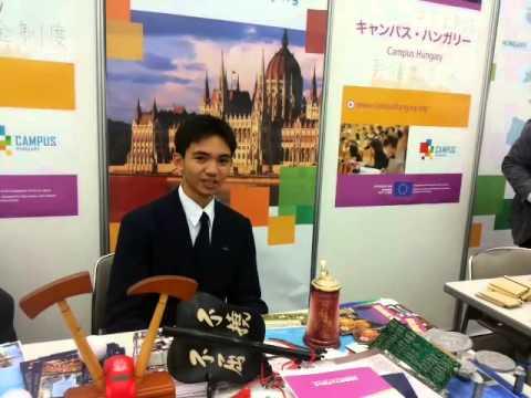 European Higher Education Fair-Japan 2015