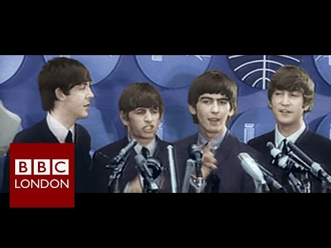 Unseen footage of The Beatles in new documentary – BBC London News