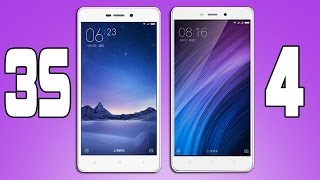 Xiaomi Redmi 3s vs Xiaomi Redmi 4 - ЧТО ВЫБРАТЬ?