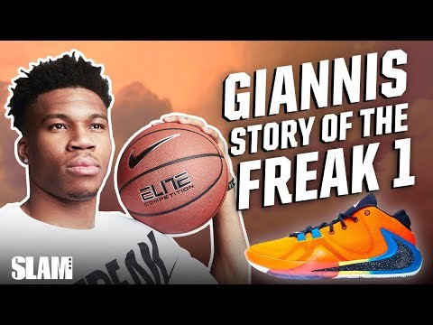 FOR THE FAMILY: Giannis Antetokounmpo and His Brothers Built the Nike Freak 1