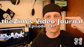 theZim's Video Journal Episode 141 - Learning how to start a business