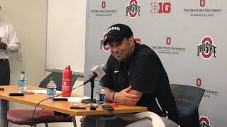 Ohio State 51, Indiana 10: Buckeyes coach Ryan Day reacts
