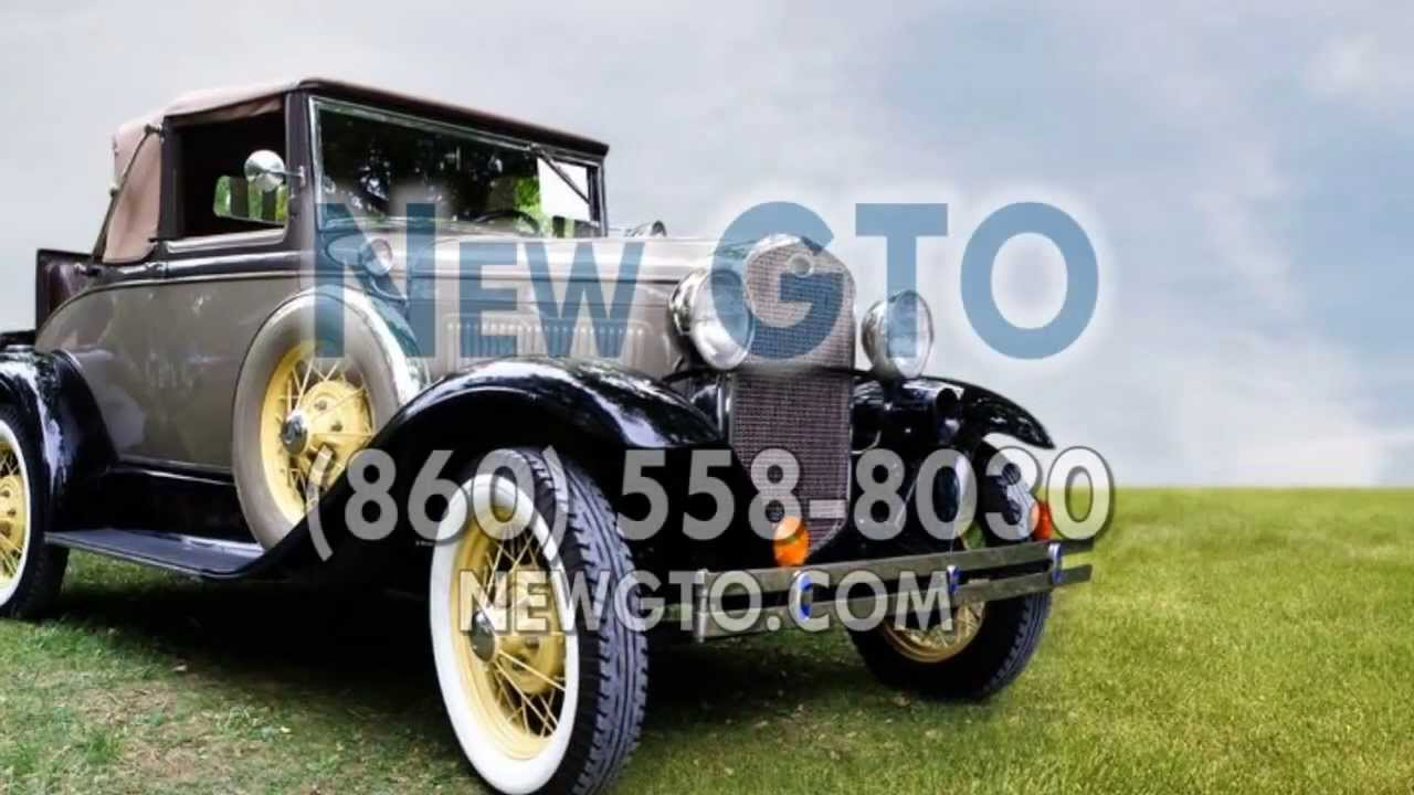 Antique Car Parts, Antique Auto Restoration in Stafford Springs CT ...