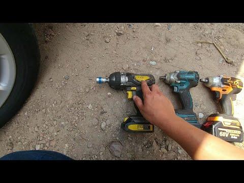 Impact Wrench Test Makita Vs Fake China Makita Vs FXA Impact