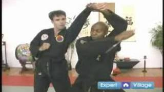How to Use Hapkido Weapons : How To Use a Hapkido Dagger