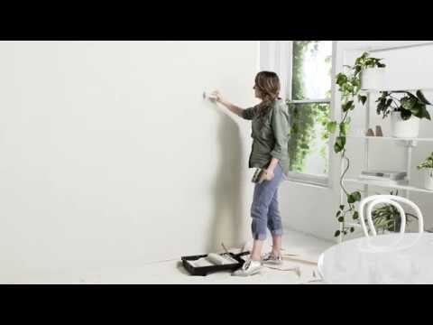How to use Dulux Suede & Stone Effect
