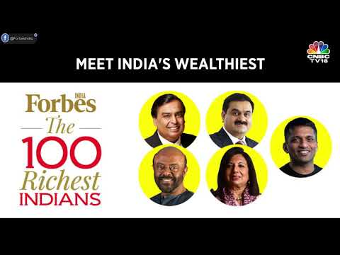 Forbes India Rich List 2020 | CNBC--TV18 Digital Special