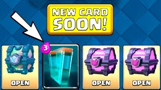 HOLD YOUR AWESOME CHESTS! :: Clash Royale :: NEW CLONE CARD COMING SOON!