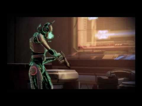 Mass Effect 2- Overlord DLC Cutscenes/Gameplay