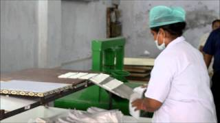 Sanitary Napkin Making Machines INDIA