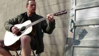 The Cure - Jupiter Crash Acoustic 12 String Cover