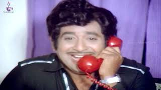 PELLILLA PERAYYA | TELUGU FULL MOVIE | CHANDRA MOHAN | PRABHA | KAVITHA | TELUGU MOVIE CAFE