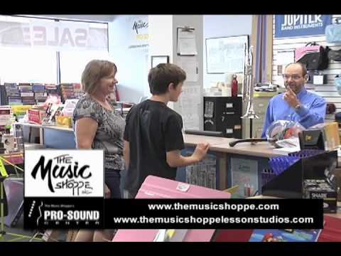 Music Shoppe Lessons and Rentals 2012
