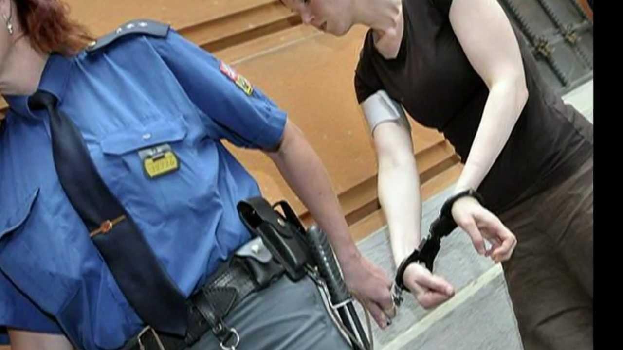 Handcuffed Ladies (part 14) Youtube