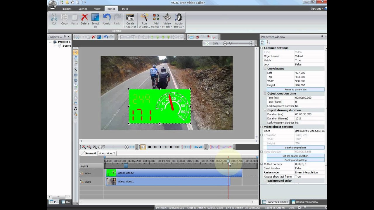 Background image remover free - How To Video Overlay And Remove The Background Chroma Key