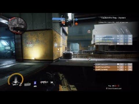 SiN vs CoRP [Drydock] Game 2 (CTF!)
