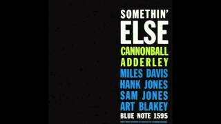 Cannonball Adderly & Miles Davis - Autumn Leaves