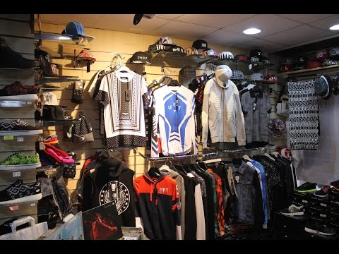 URBAN IDENTITY - Streetwear & Hip hop, nombreuses marques - Narbonne - 2015