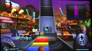 Perfect Score: LMFAO - Party Rock Anthem (NBA Baller Beats) - Baller Difficulty