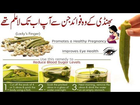 Bhindi Ke Fayde In Urdu Benefits Of Lady Finger بھنڈی کے کمالات Bone Joint Pain