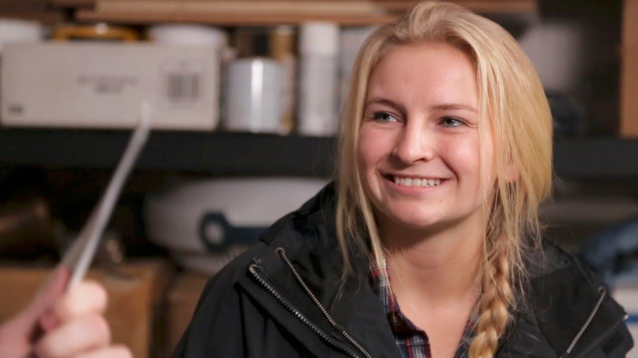 The Fourtner Report: Mandy Hansen | Deadliest Catch - YouTube