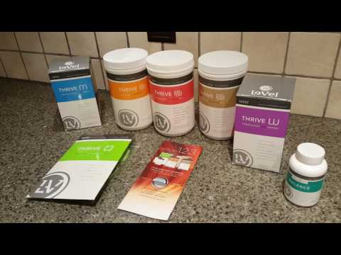 Thrive 3 week review