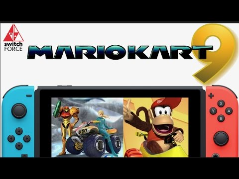 Mario Kart 9: 9 NEW Features We Want